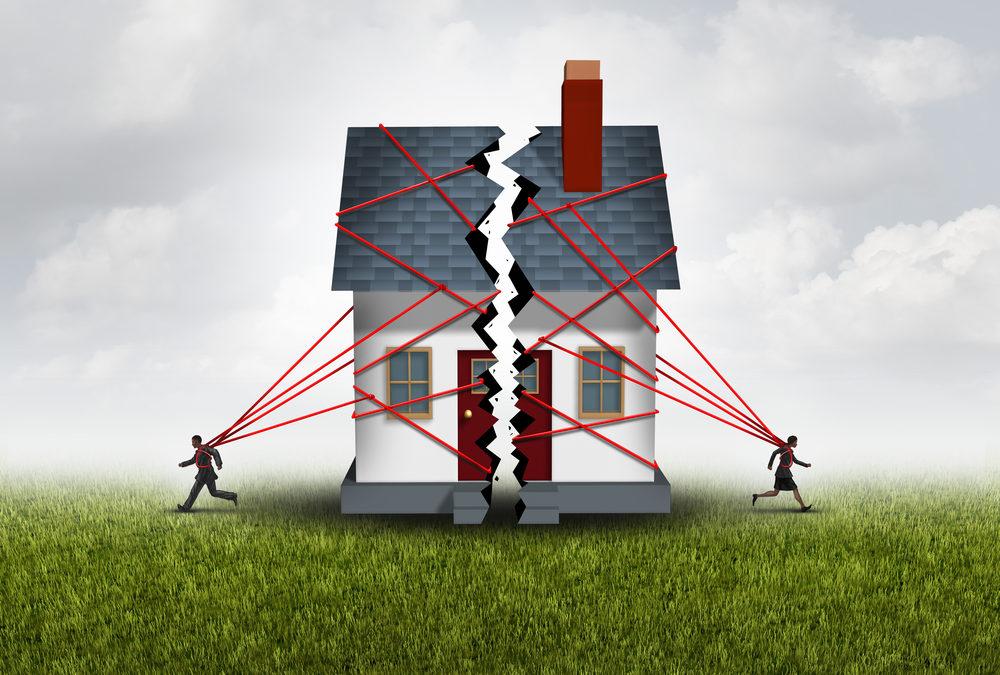Comment vendre sa maison suite à un divorce ?